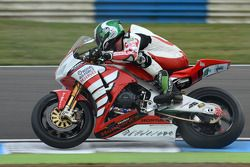 Peter Hickman, RAF Reserves Honda