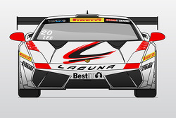 Reiter Engineering Lamborghini GT3
