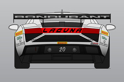 Reiter Engineering Lamborghini GT3
