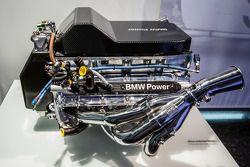 2005 BMW P84/5 F1 : Moteur