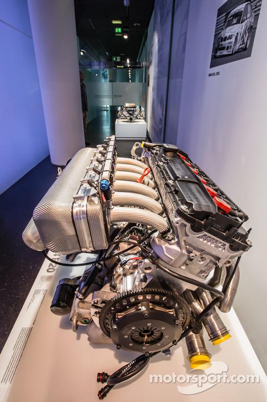 2003 BMW P54 B20 engine