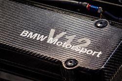 1999 BMW P75 : Moteur