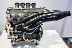 1976 BMW M12/7 Formula Two motore