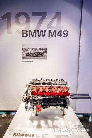 1974 BMW M49 : moteur