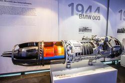 1944 BMW 003 motore di un aereo