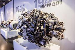 1944 BMW 801 motore di un aereo