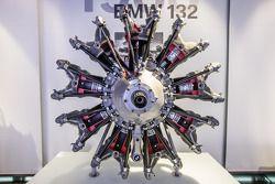 1933 BMW 132 motore di un aereo
