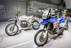 BMW Dakar Rally moto