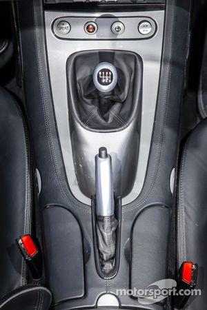 1999 BMW Z8 : Intérieur