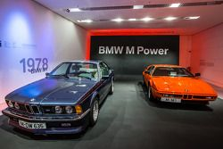 1983 BMW M635 CSi and 1978 BMW M1
