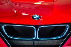 2008 BMW M1 Hommage dettaglio