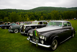 Sunday in the Park Concours with Rolls Royces