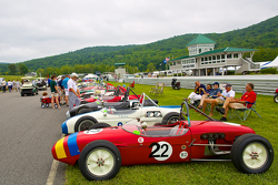 Sunday in the Park Concours with Formula Juniors