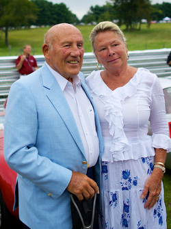 Sunday in the Park Concours with Sir Stirling Moss and Lady Susie Moss