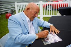 Sunday in the Park Concours with Sir Stirling Moss