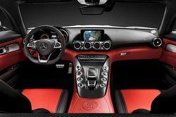 La Mercedes AMG GT