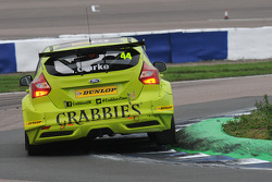 Jack Clarke, Crabbies Racing