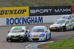 Simon Belcher, Handy Motorsport en Dan Welch, STP Racing with Sopp + Sopp