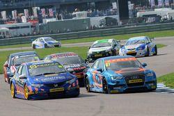 Martin Depper, Pirtek Racing e Robb Holland, Rotek Racing