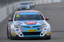 Jason Plato, MG KX Clubcard Fuel Save