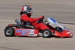 #21 Honda Kart: Kate Regganie