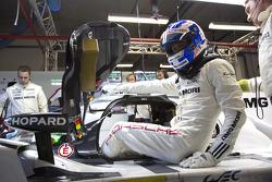 Фредерик Маковецки. Тесты Porsche 919 Hybrid, тесты.