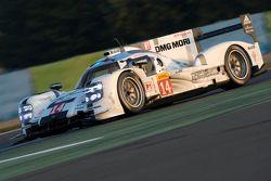 Porsche 919 Hybrid test