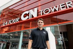 Jeff Gordon, Hendrick Motorsports Chevrolet en visite à Toronto