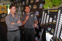 Denny Hamlin, Joe Gibbs Racing Toyota en visite à Phoenix