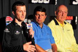 Kasey Kahne, Hendrick Motorsports Chevrolet visite le New Hampshire Motor Speedway