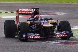 Тесты Макса Ферстаппена в Toro Rosso