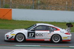 #17 Ruffier Racing Porsche 997 Cup: Patrice Lafargue, Paul Lafargue, Gabriel Abgergel, Franck Racinet