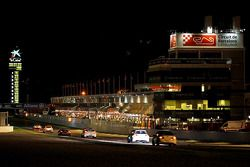Ação de corrida noturna