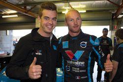 Scott McLaughlin en Alexandre Prémat, Polestar Racing Volvo S60