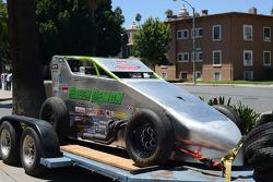 Damion Gardner's Bonneville USAC sprint car
