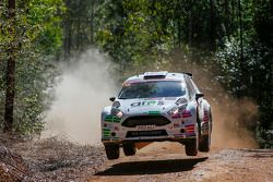 Jourdan Serderidis y Frederic Miclotte, Ford Fiesta R5