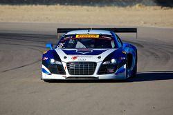 #76 GMG Racing Audi R8 LMS ultra: Alex Welch