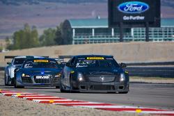 #8 凯迪拉克 Racing 凯迪拉克 CTS-V: 安迪·皮尔格林