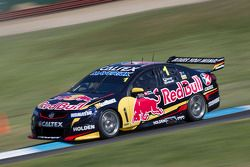 Jamie Whincup et Paul Dumbrell, Red Bull Holden