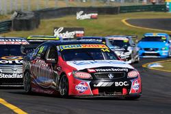 Fabian Coulthard et Luke Youlden, Lockwood Racing Holden