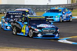 Lee Holdsworth and Craig Baird, Erbus Racing Mercedes