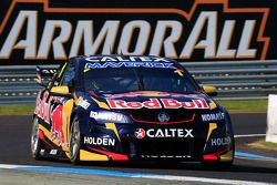 Jamie Whincup and Paul Dumbrell, Red Bull Holden