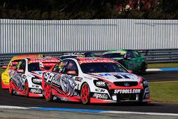 Garth Tander et Warren Luff, Holden Racing Team