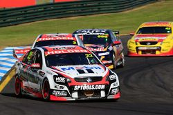 James Courtney et Greg Murphy, Holden Racing Team