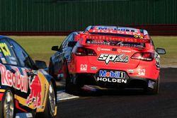 James Courtney and Greg Murphy, Holden Racing Team