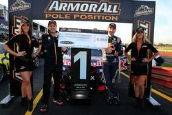 Qualifications Course 2 : Paul Dumbrell et Jamie Whincup