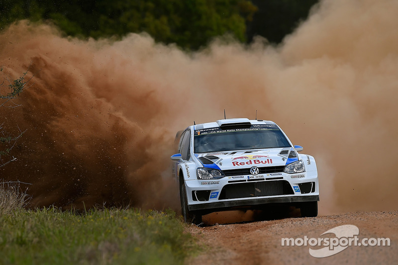 #20: Rally de Australia 2014