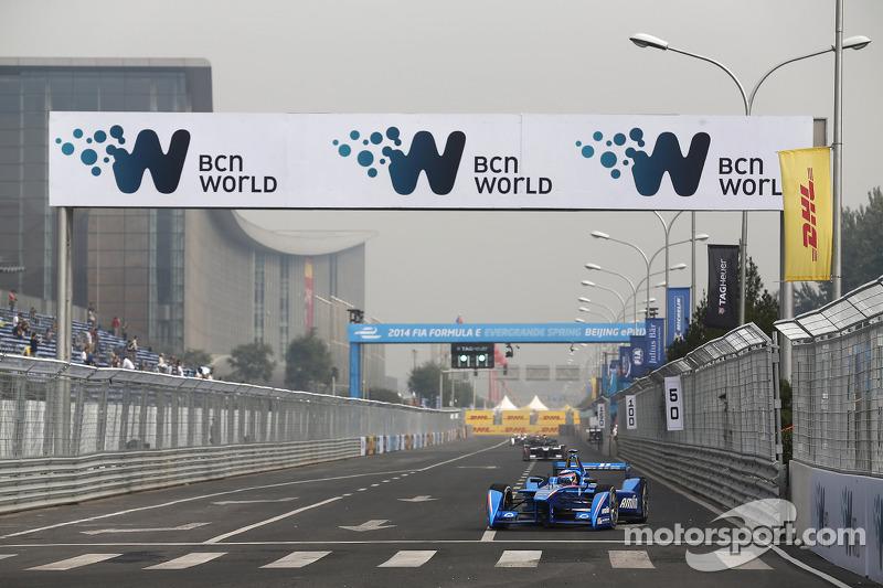 Un détour par la Formule E