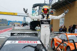 Polesitter Pascal Wehrlein, Mercedes AMG DTM-Team HWA DTM Mercedes AMG C-Coupe