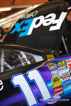 Denny Hamlin, Joe Gibbs Racing Toyota detail
